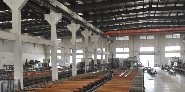 铝型材加工工艺流程