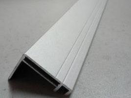 大截面50*35太阳能边框铝型材定制加工 量大从优
