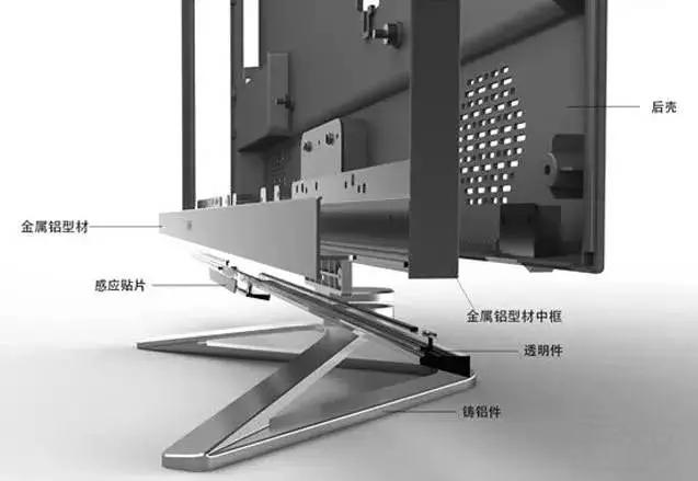 电视机铝型材