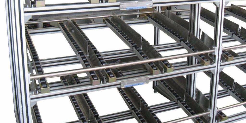 工业铝型材框架的连接方式