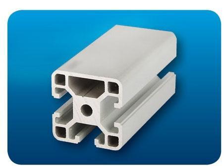 4040欧标单面封槽铝型材
