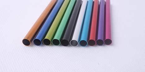 五颜六色的铝制品是怎么做出来的?