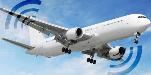 刚过零点东航乘客集体开手机,坐飞机也能用手机采购铝型材啦!