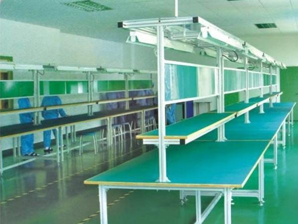 防静电工厂操作台定制生产 免费上门安装