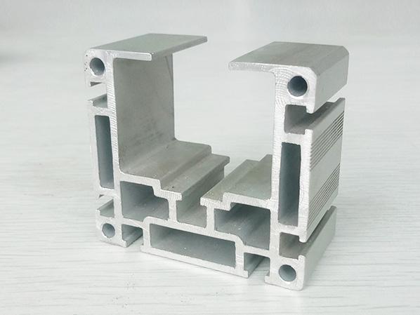 厂家定制工业异型材 国标槽导轨铝型材