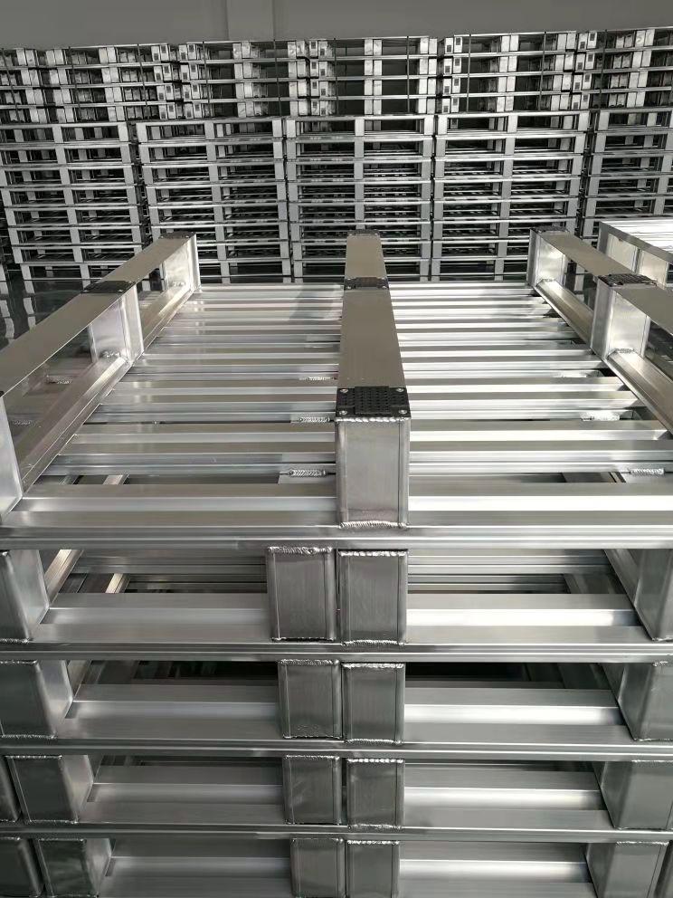 焊接铝合金托盘