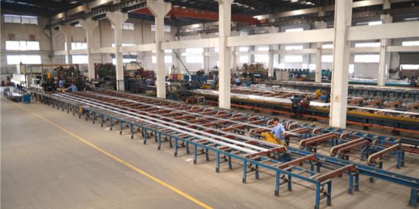 南京工业铝型材厂家