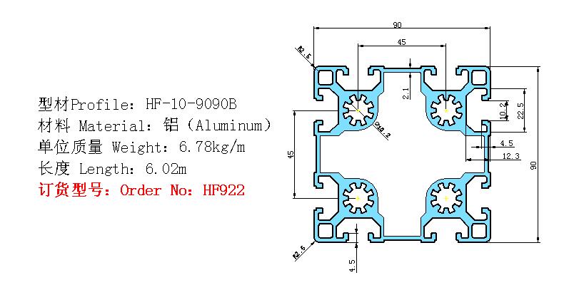 HF922