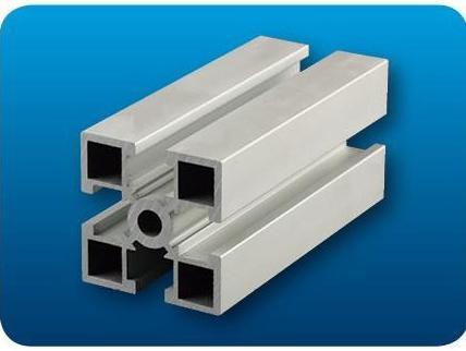 南京生产基地4040国标框架铝型材