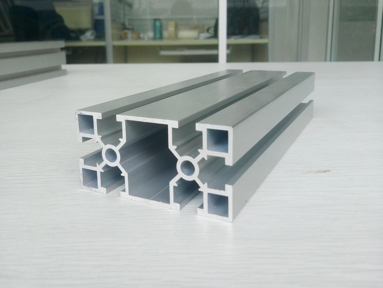江苏厂家直销4080国标流水线铝型材
